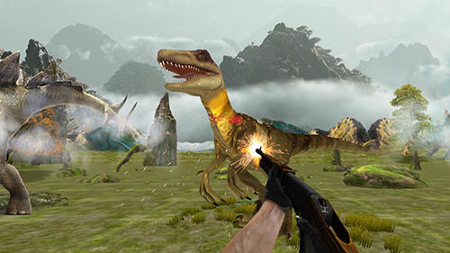 Dinosaur safari hunt screenshot 1