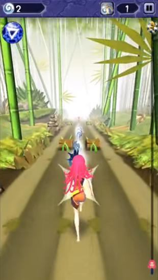 Arcade-Spiele Spiralways für das Smartphone