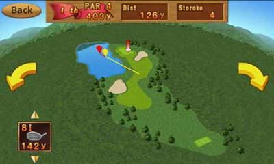 Cup! Cup! Golf 3D! screenshot 1