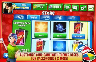 Glücksspiele: Lade UNO und Freunde auf dein Handy herunter