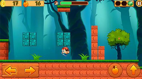 Jungle castle run 3 auf Deutsch