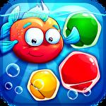 Pearl paradise: Hexa match 3 icône