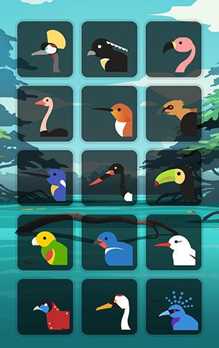 Arcade Birdstopia: Idle bird clicker für das Smartphone