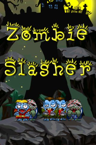 logo Zombie Slasher