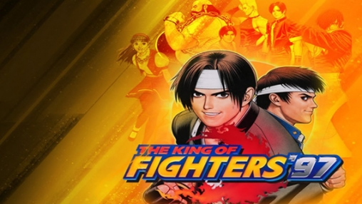 logo The King of Fighters 97