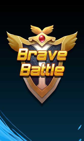 Brave battle icône
