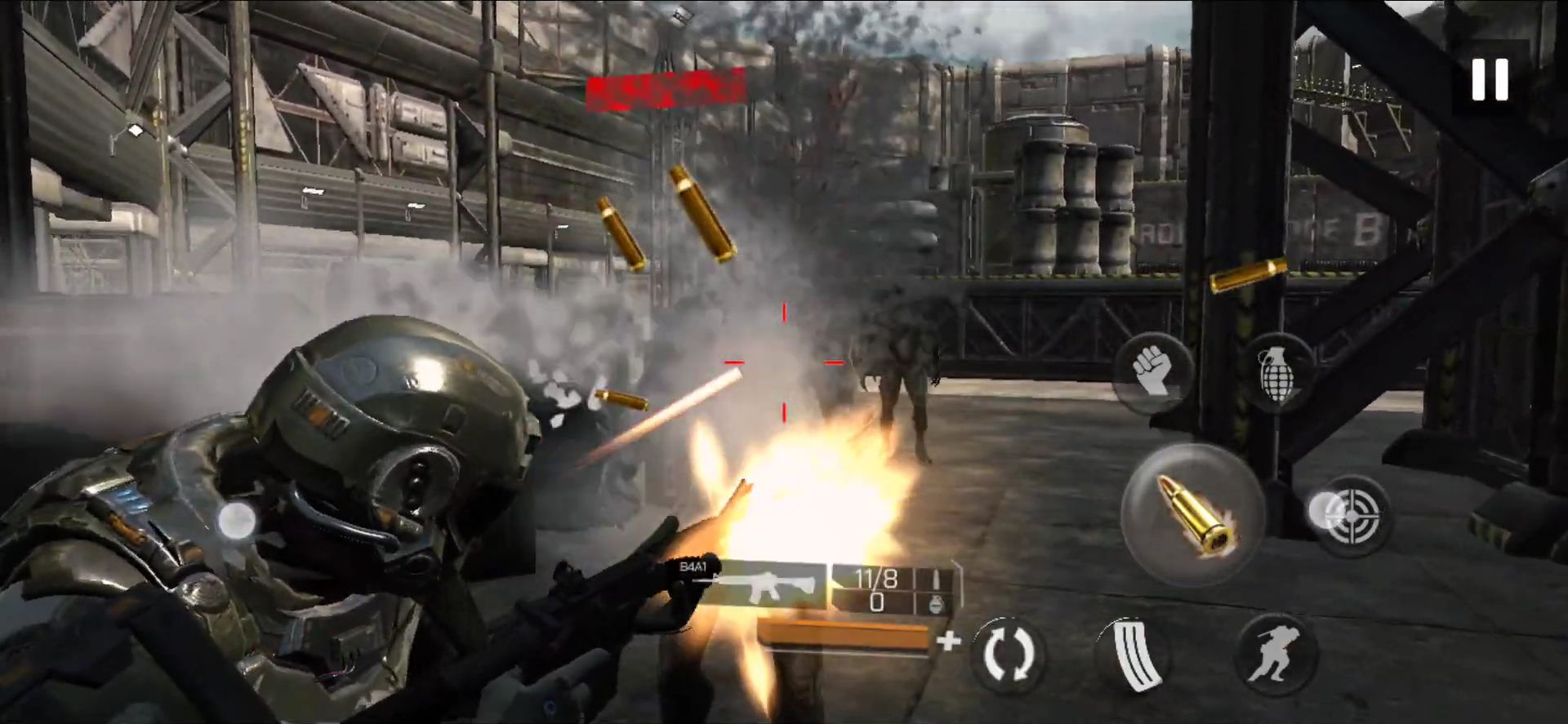 Dead Zone - Action TPS Screenshot