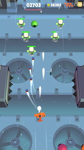 Boom pilot capture d'écran 1