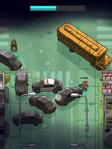 Dead world heroes: Lite für Android