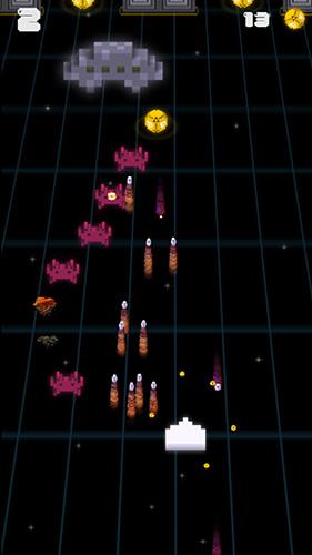Endless invaders screenshot 2