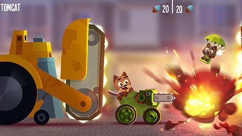 Cats: Crash arena turbo stars для Айфону