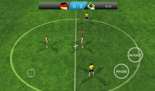 World cup soccer 2014 для Android