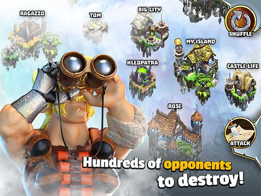Battle skylands para Android