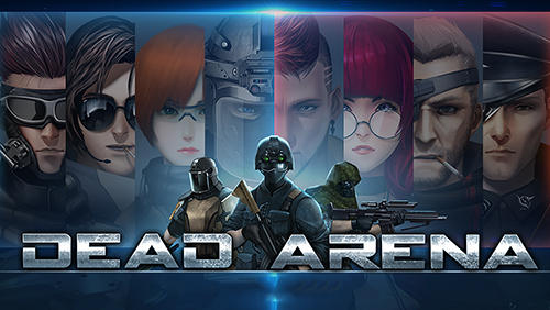 Dead arena: Strike sniper icône