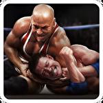 Real wrestling 3D icône