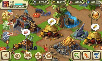 Dinosaur War captura de pantalla 1