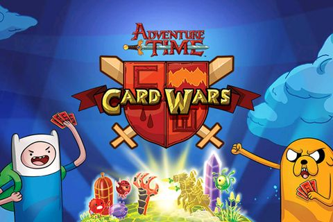 logo Card wars: Adventure time