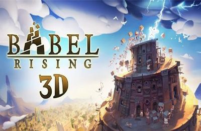 logo El nacimiento de Babel  3D