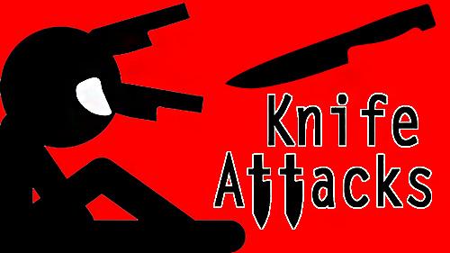 Knife attacks: Stickman battle screenshot 1