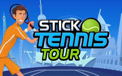 スティック・テニス・ツアー スクリーンショット1