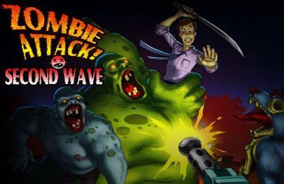 логотип Зомби Атакуют! Вторая волна XL