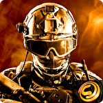 Battlefield combat: Black ops 2 icon