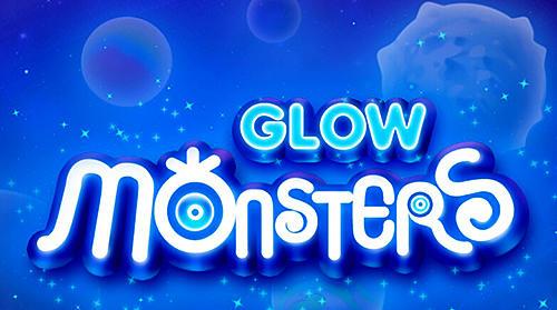 Glow monsters: Maze survival Screenshot
