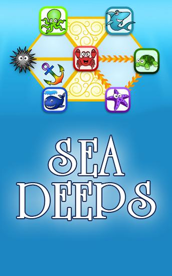 Sea deeps: Match 3 Screenshot