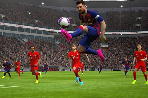 eFootball PES 2020 for iPhone for free