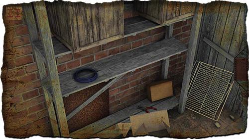 Bunker: Room escape auf Deutsch
