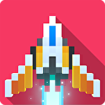 Иконка Retro shooting: Pixel space shooter