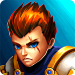 Fire frontier: Heroes of valor Symbol