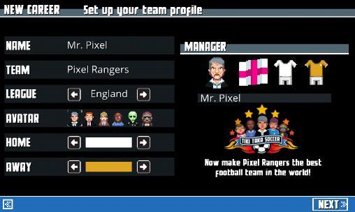 Tiki taka soccer für Android
