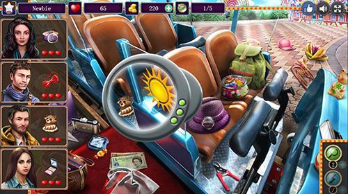 Abenteuer-Spiele Hidden empire: Fantastic paradise. Dream park für das Smartphone
