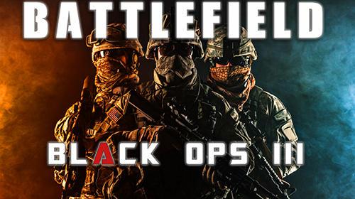 Combat battlefield: Black ops 3 Symbol