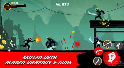 Dead slash: Gangster city screenshot 4