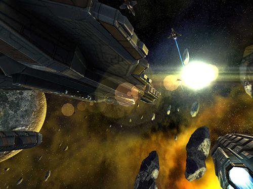 Jogos de ação: faça o download de Além do espaço: Remasterizado para o seu telefone
