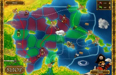 Piratas contra corsarios: El oro de Davy Jones HD