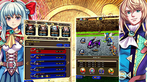 RPG Heirs of the kings screenshot 3