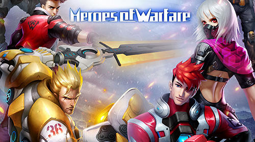 Heroes of warfare icon