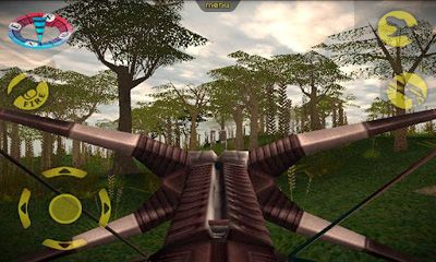 Carnivores Dinosaur Hunter HD screenshot 1