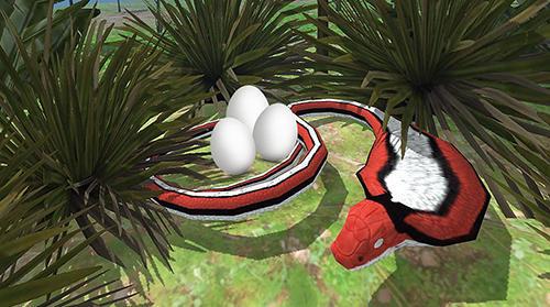 King cobra snake simulator 3D auf Deutsch