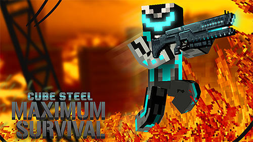 Cube steel: Maximum survival capture d'écran