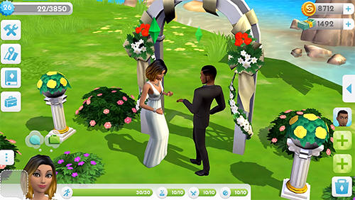 The sims: Mobile screenshot 2