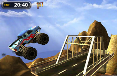 Monster Trucks Nitro 2 in Russian
