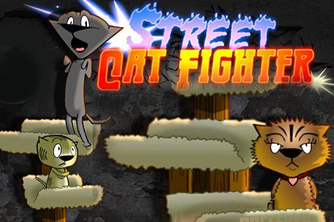 logo Street Cat Fighter