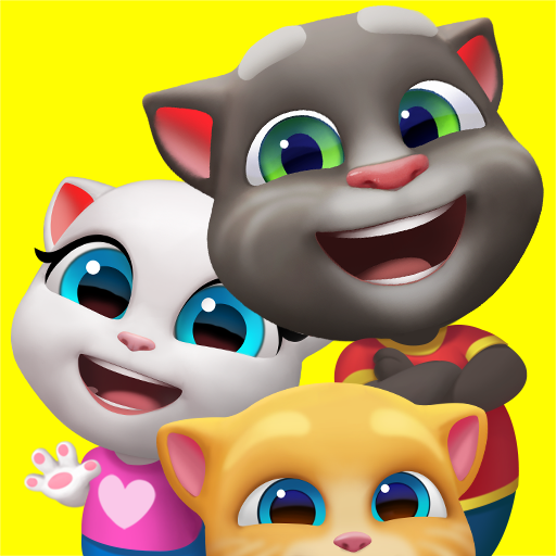 My Talking Tom Friends Symbol