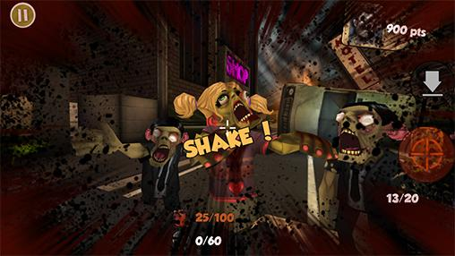 Rage against the zombies para Android