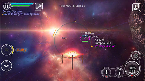 Stellar wanderer for Android