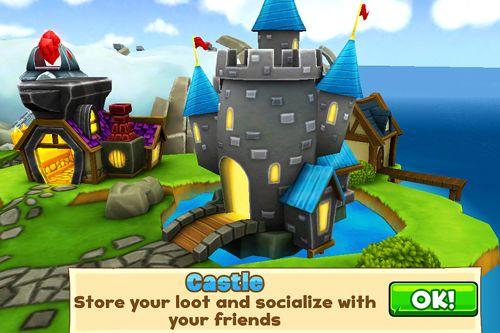 RPG-Spiele: Lade Epische Insel auf dein Handy herunter